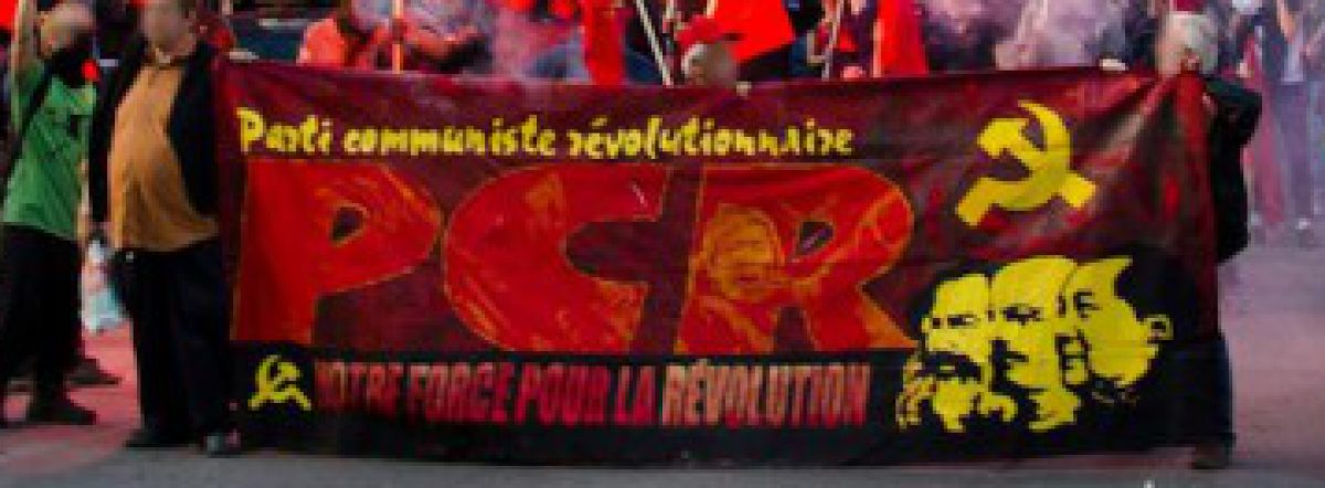 Parti communiste révolutionnaire – Revolutionary Communist Party